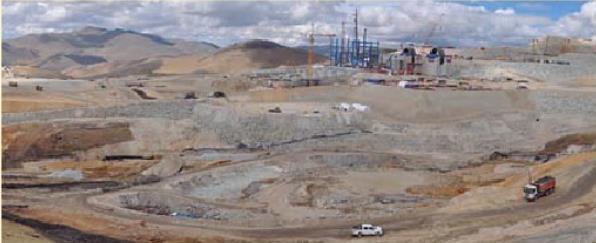 Empresa minera garantiza seguridad para los trabajadores