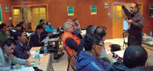 Jornada de Comités Paritarios en nombre de la seguridad