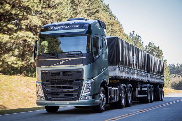 El nuevo FH considera la comodidad y seguridad del conductor en sus largas jornadas de trabajo, el ahorro de combustible, y el cuidado del vehículo