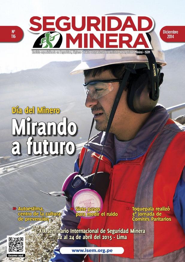 Seguridad Minera Edición 116