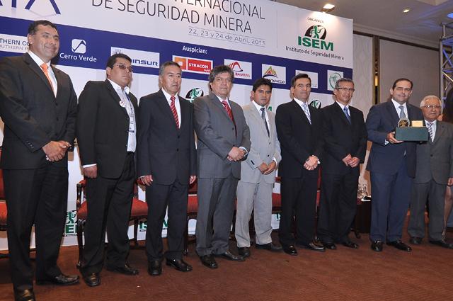 Ganador: Compañía Minera Ares-Pallancata