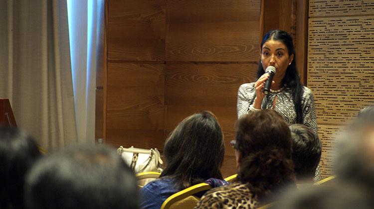 seminario de vigilancia medica Claudia Cifuentes