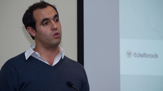 Quimey Fernandez, sub gerente Latam de Tecno Boga en Chile
