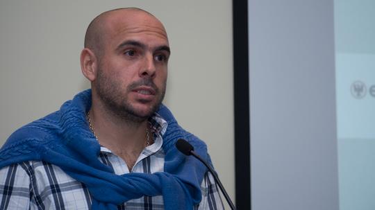 Oswaldo Aza, Country Manager de Tecno Boga en Perú