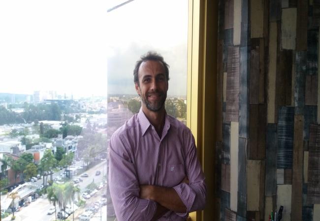 Richard Freitas, sócio-diretor da protect soluções