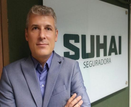 Robson Tricarico, Diretor Comercial da Suhai