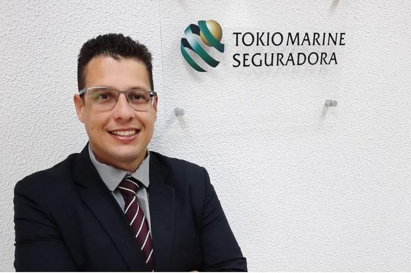 Fabiano Polli - Gerente Comercial de Vida no Paraná na Tokio Marine