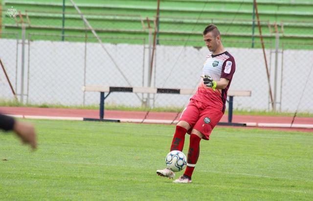 Victor Golas é um dos goleiros do Maringá para a temporada 2019 (Foto: Rodrigo Araújo/Maringá FC)