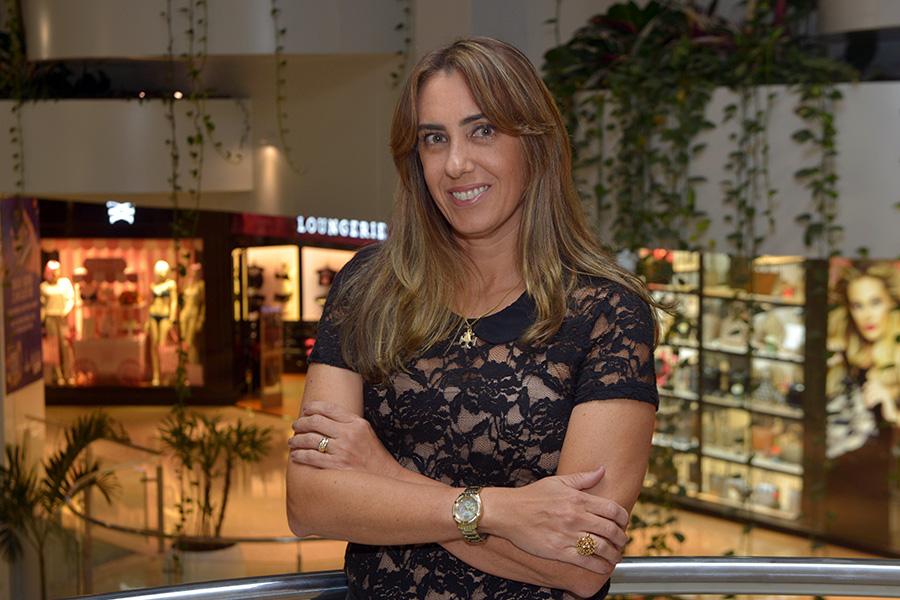 Mulheres do setor Mirela Cubilhas - Revista Shopping Centers