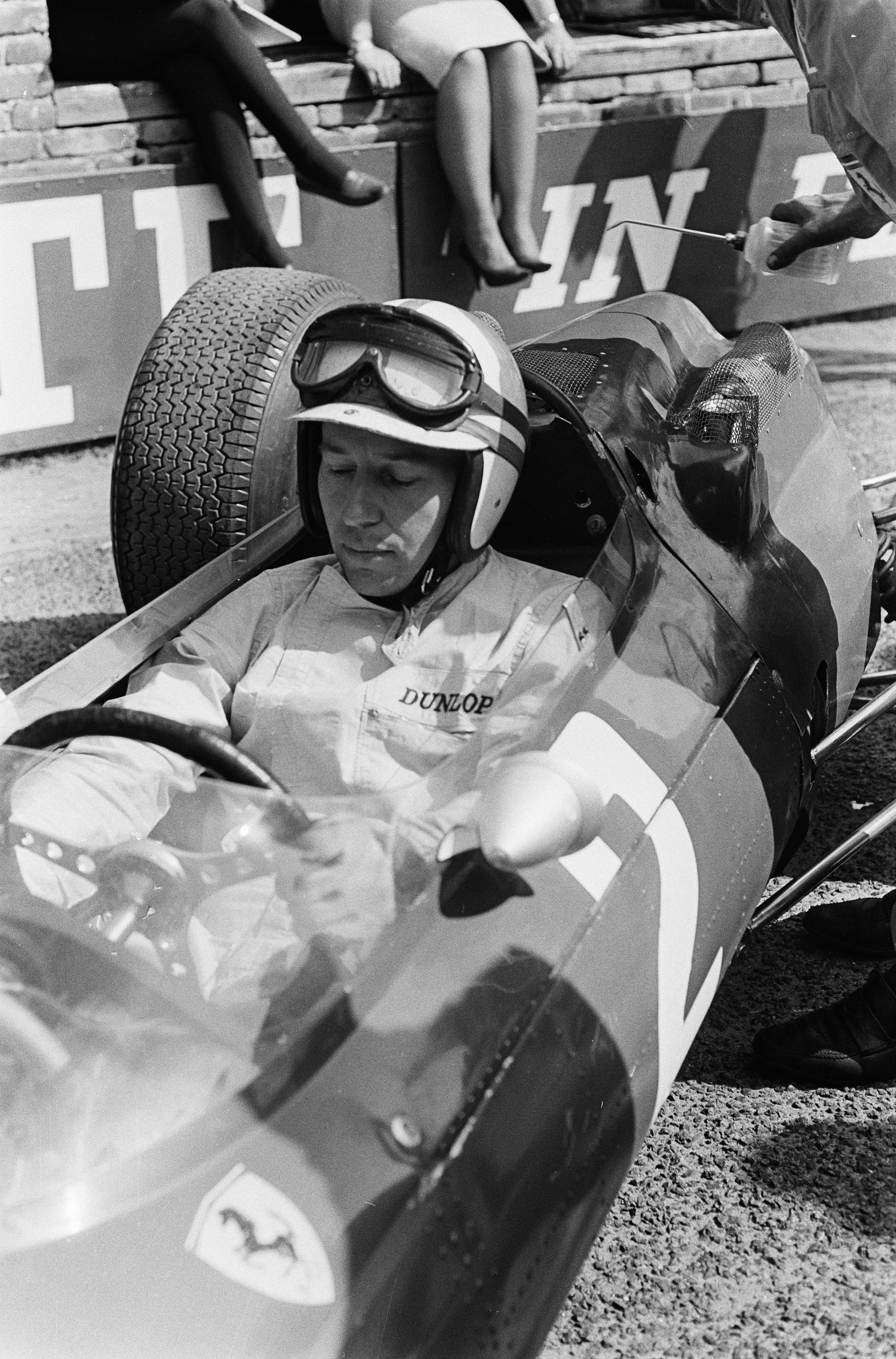 John Surtees Ferrari Gran Premio Holanda 1964