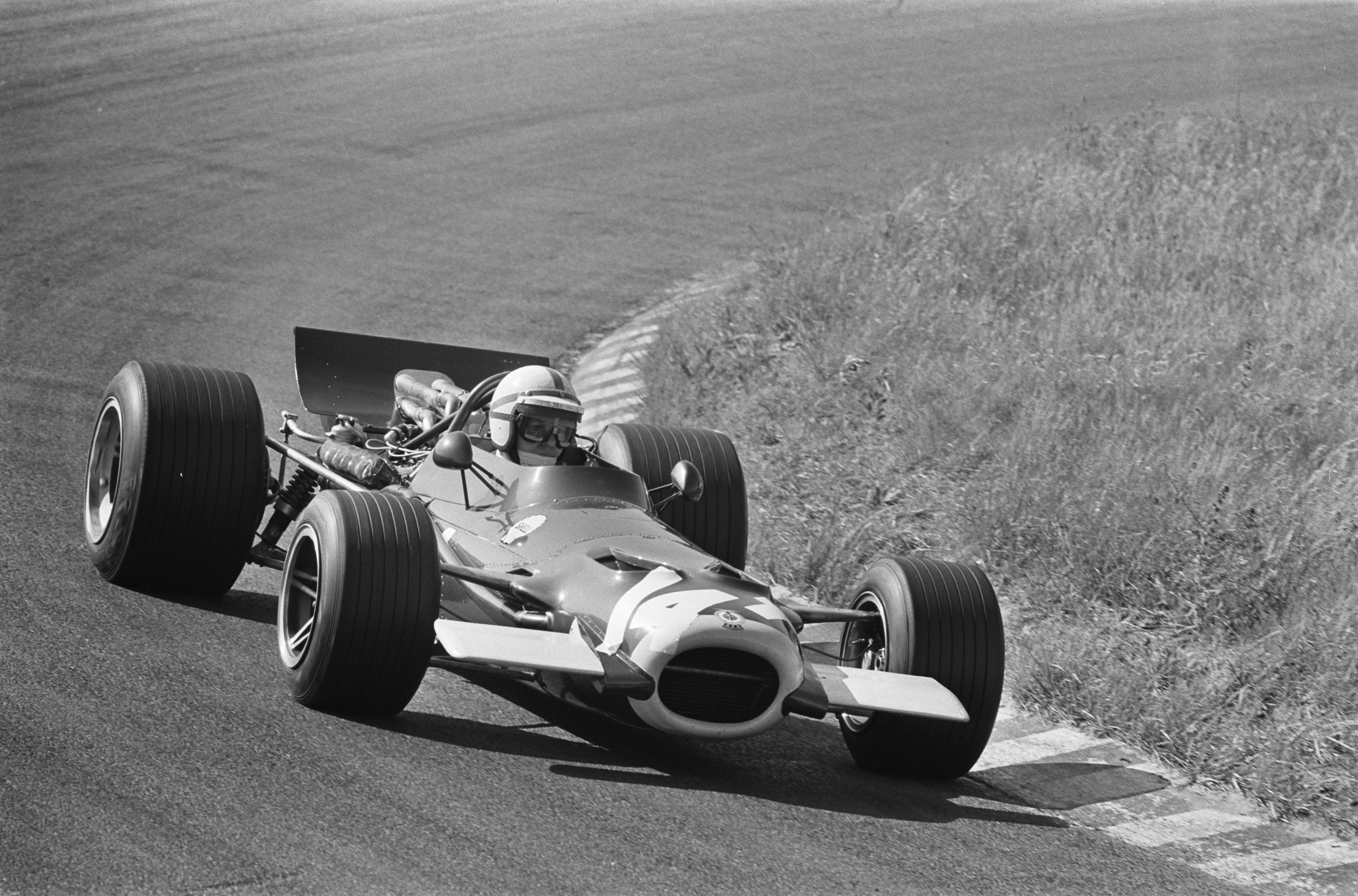 John Surtees BRM Gran Premio Holanda 1969
