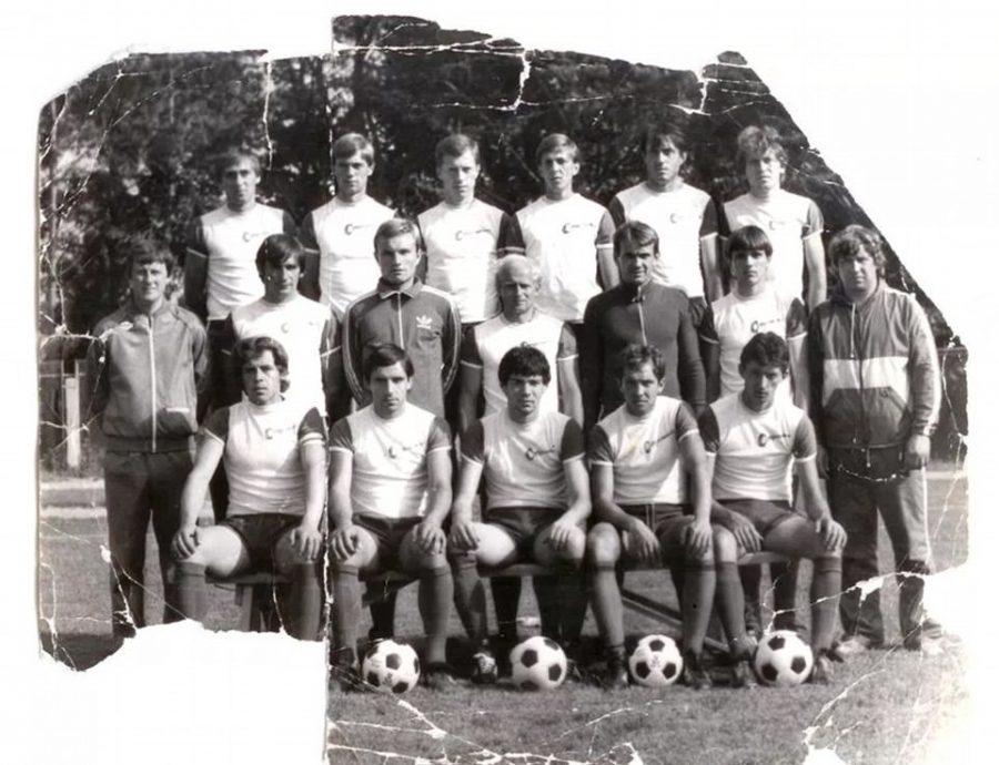 FC Stroitel Pripyat 1980s