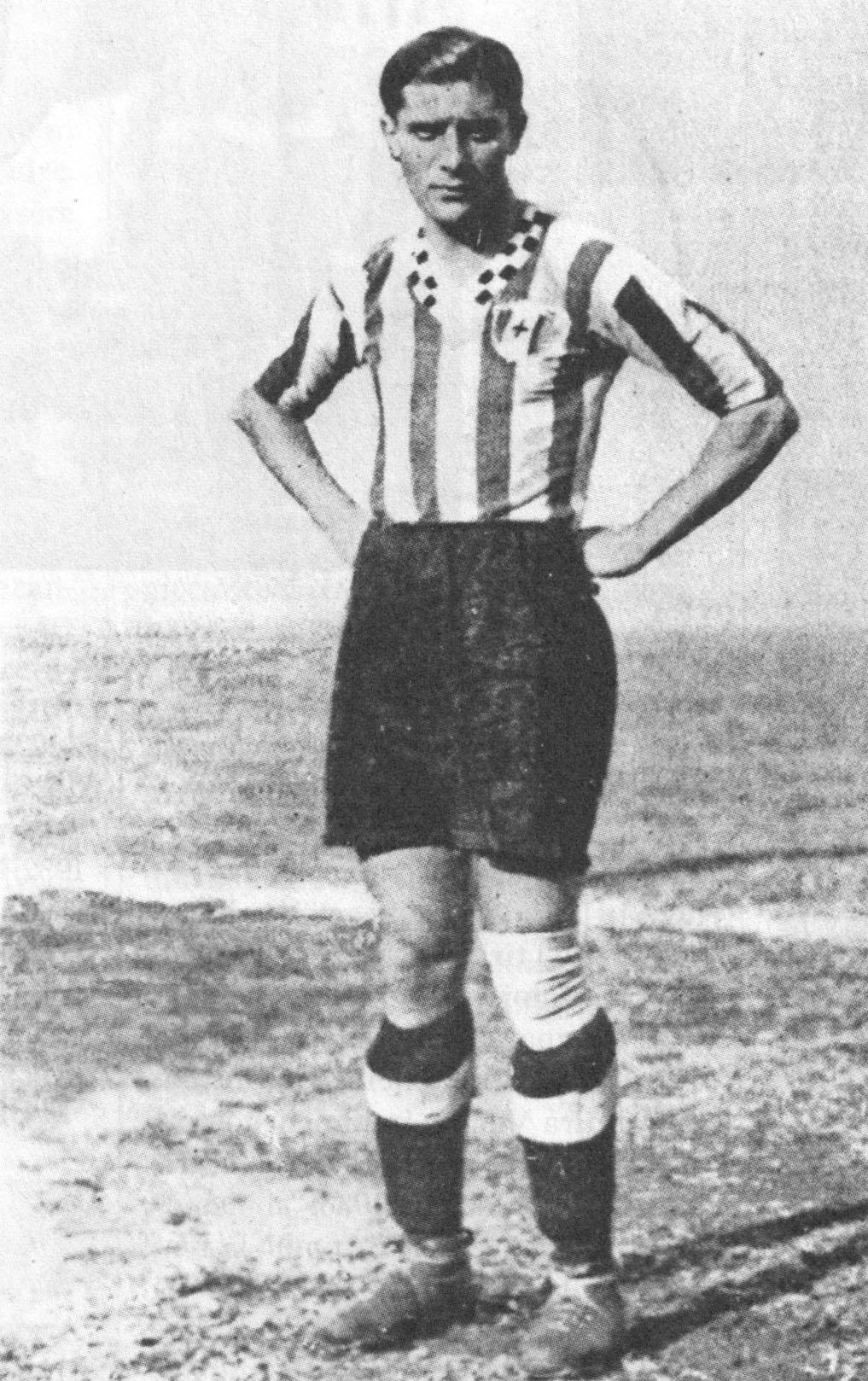 Giuseppe Meazza 1930 1931