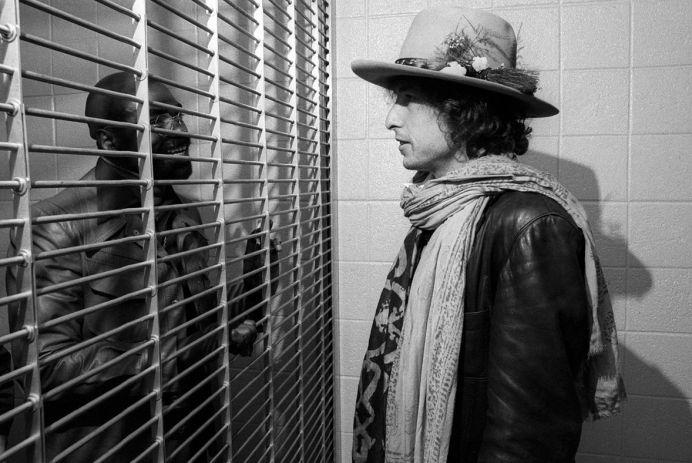 Bob Dylan Rubin Carter prision