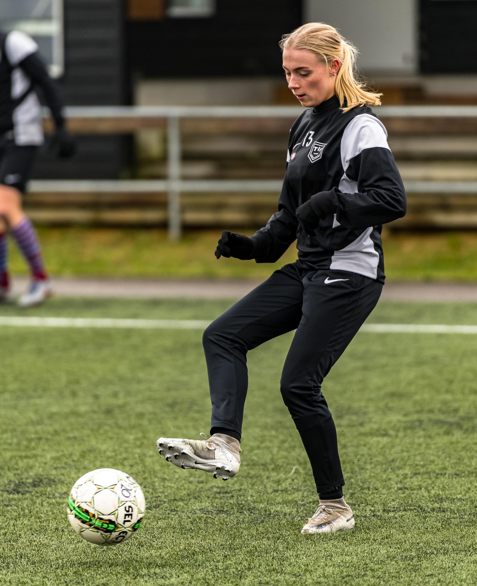 Jugadora fútbol Tjørring IF