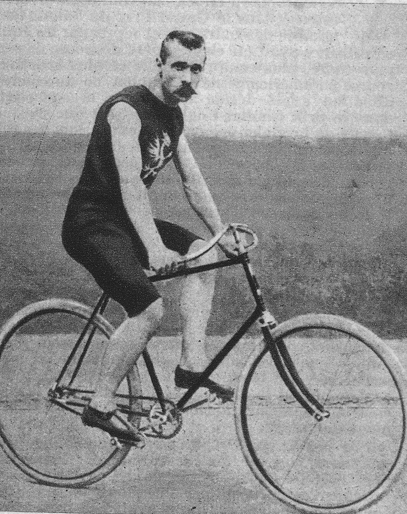 Henri Desgrange ciclista