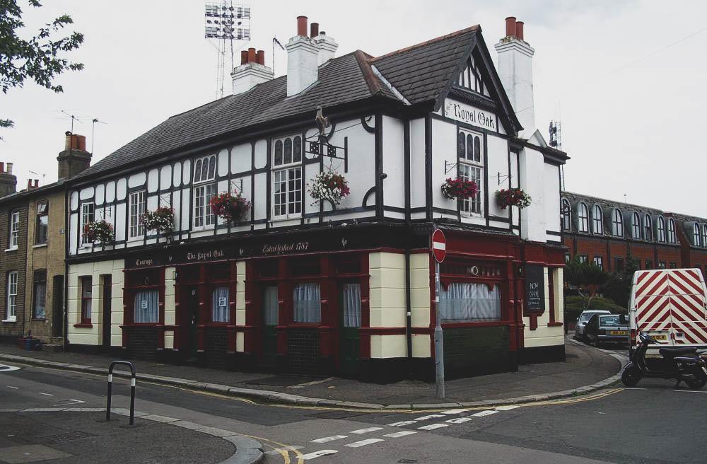Pub The Royal Oak