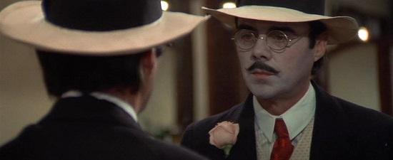 Dirk Bogarde como Gustav von Aschenbach en Muerte en Venecia
