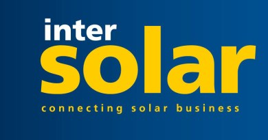 Nova data da InterSolar 2020