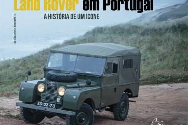 Livro Land Rover