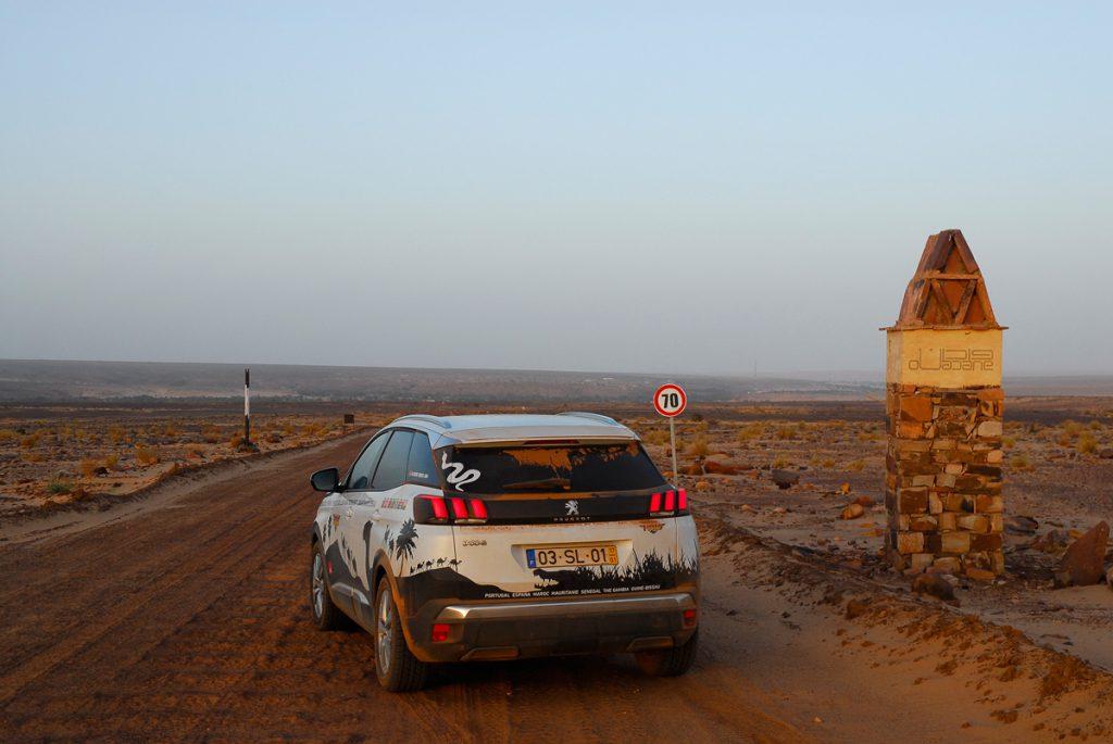 Mauritânia-à-entrada-de-Ouadane