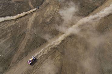 Cruzamento do deserto