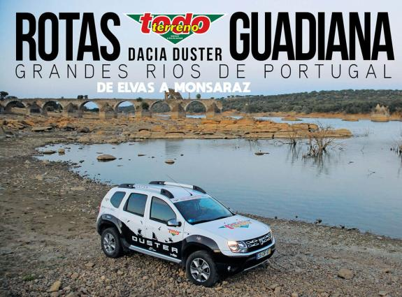 Capa Rotas TT Guadiana