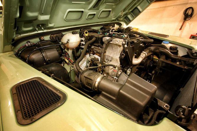 Defender Polaco Motor