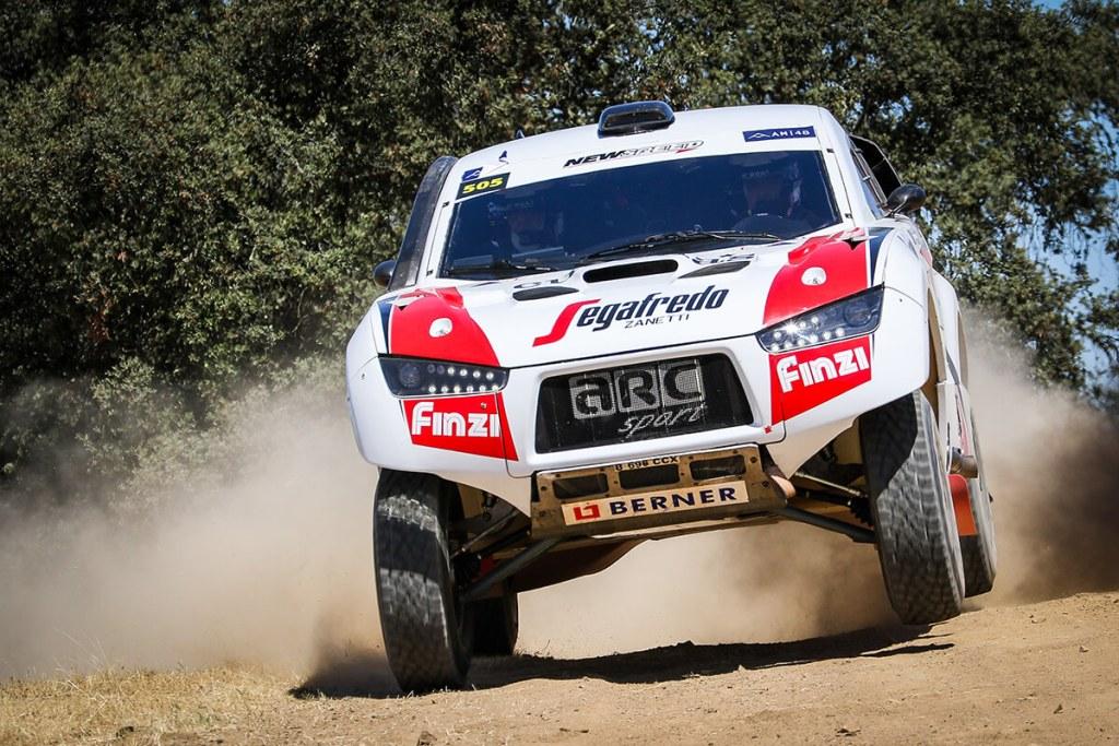 O Mitsubishi Racing Lancer de Miguel Casaca e Pedro Tavares colocou-se pela primeira vez nos lugares do pódio. Esta dupla garantiu em Reguengos de Monsaraz um belo terceiro lugar!