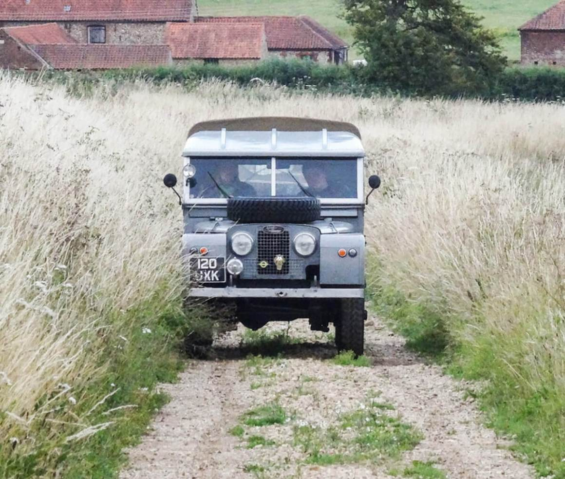 Land Rover Series One 107