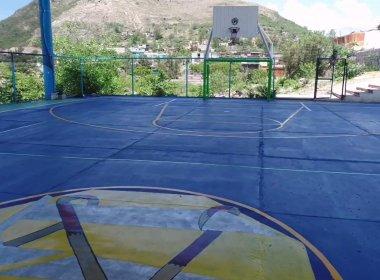 Polideportivo de Tlacolula
