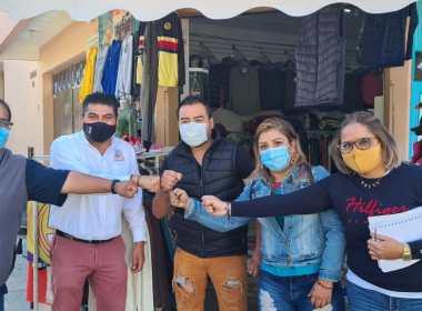 Jesús Ruiz continúa vigilante de la Ciudad de Oaxaca