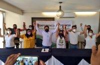 Comite Municipal del PVEM en Oaxaca