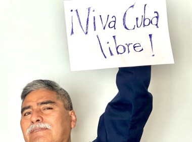 ¡VIVA CUBA LIBRE!