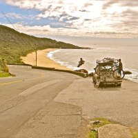 Novos nômades: a vida na estrada