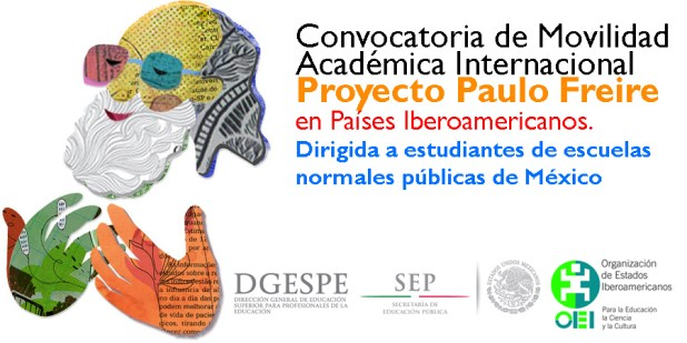 Convocatoria de Movilidad Académica Internacional Proyecto Paulo Freire