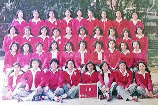 30 aniversario ENMJN grupo H