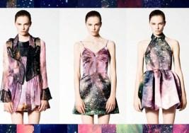 Toca el cielo con el Galaxy Print.
