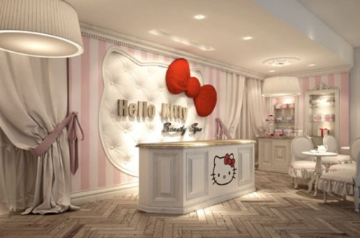 Spa Hello Kitty