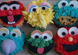 Cupcakemanía… Cupcakes divertidos y originales.