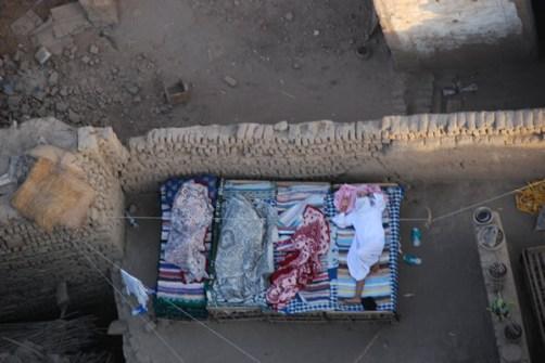 Despertar en Egipto