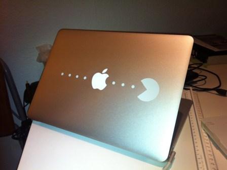 Personalizar Mac con vinilos Come Cocos