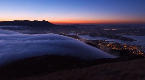 Adrift - Fenómenos naturales en San Francisco