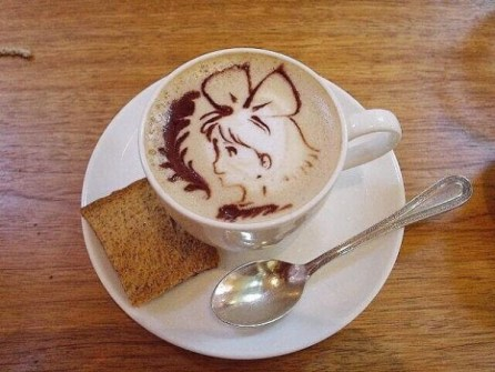 Coffee Art infantil