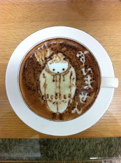 Coffee Art artísticos