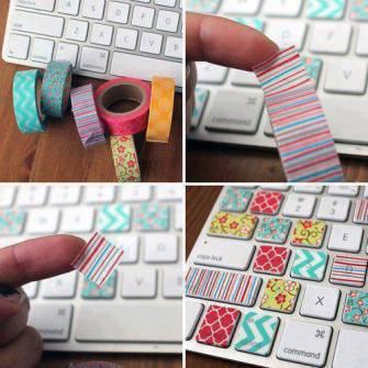 DIY - Teclado Vintage