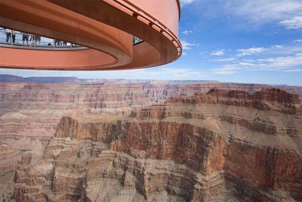 Skywalk - El Mirador más vertiginoso del Mundo