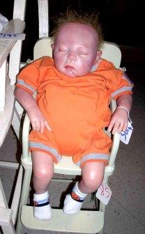 Juguetes Infernales - Bebé realista
