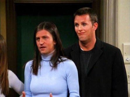 Montajes fotográficos - Personajes serie Friends