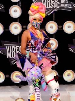 VMAs 2011 - Nicki Minaj